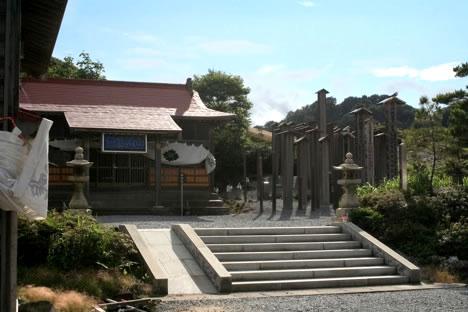 恐山: 塔婆堂