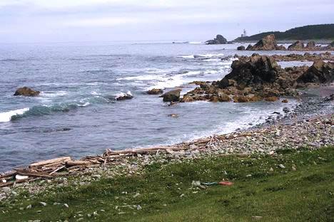 尻屋崎海岸