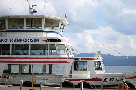 十和田湖遊覧船(子ノ口)