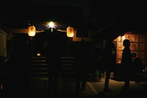 妙心寺東林院入り口