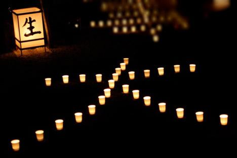 妙心寺東林院の梵燈のあかりに親しむ会、生大