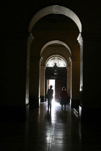 イムディーナ・聖パウロ聖堂内部