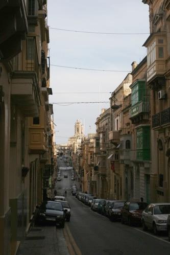 マルタ・セングレアの大通り
