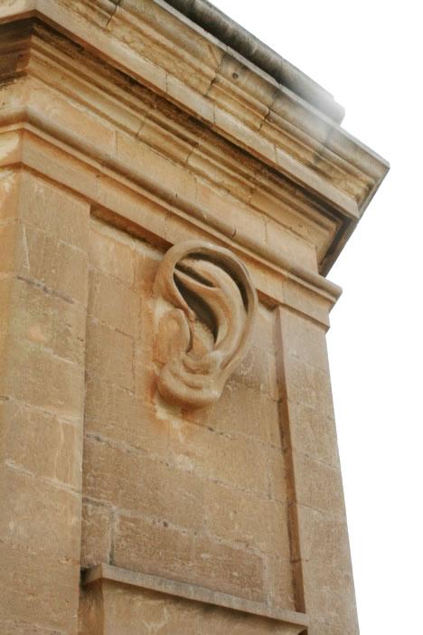 セングレアの監視塔ヴェデッテの耳