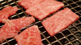 和牛食べ放題の店、Mow&Buuにて(三重県松阪市)